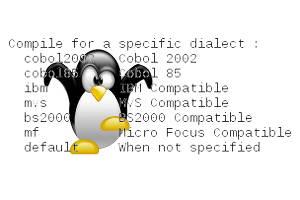 Como instalar um compilador COBOL no Linux